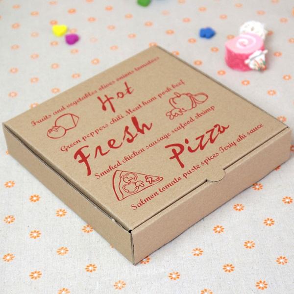 Tiện ích khi in hộp đựng bánh pizza chuyên nghiệp