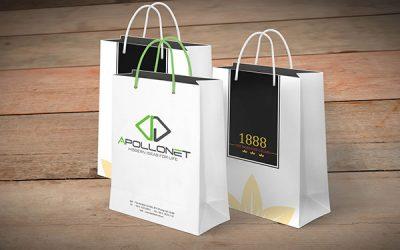 Lợi ích khi sử dụng túi giấy cho shop thời trang