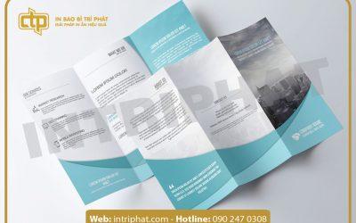 Tiêu chí đánh giá mẫu in brochure giá rẻ chất lượng